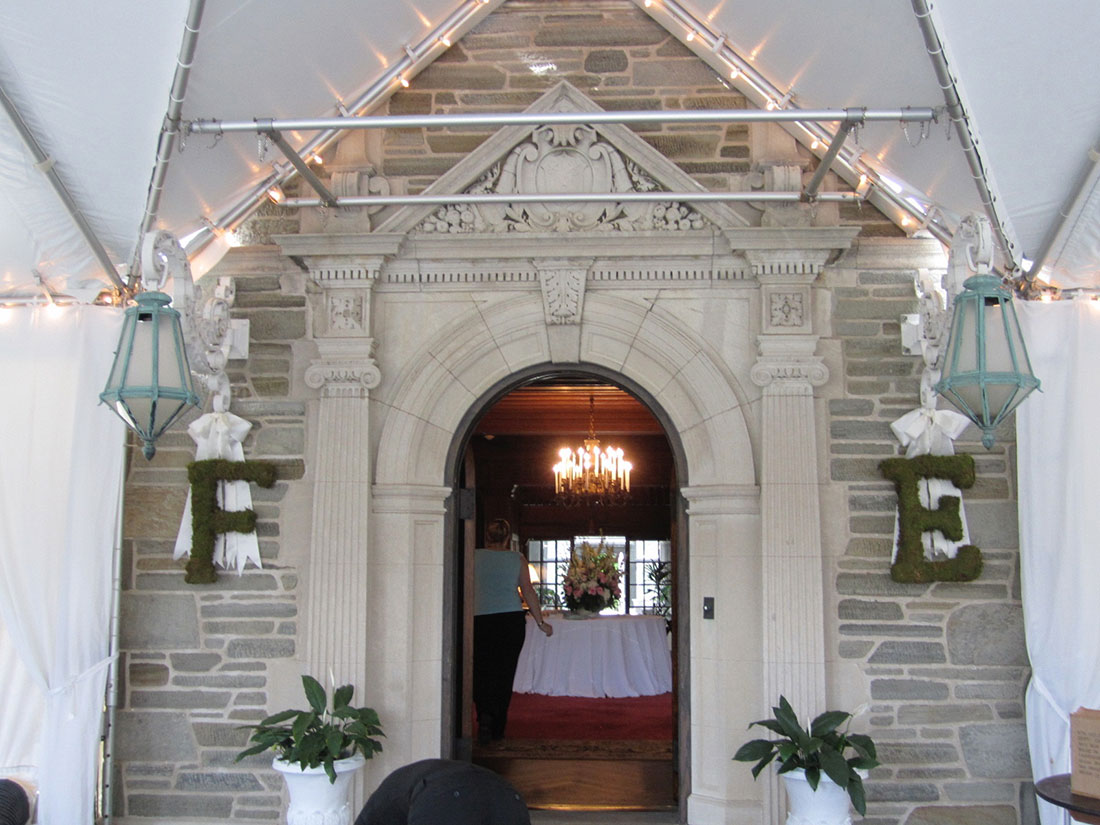 Pink and Moss: Greystone Hall, Tish Long